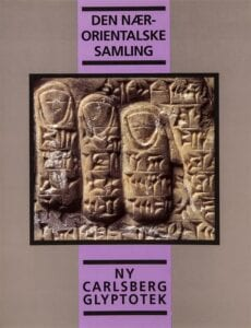 Den Nærorientalske samling katalog