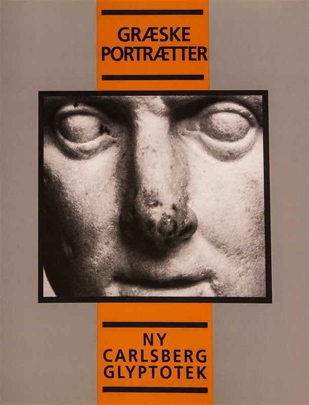 Græske portrætter katalog