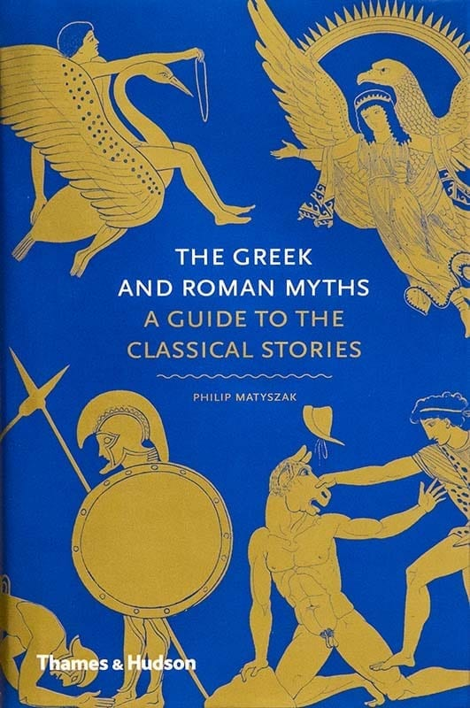 The Greek and Roman Myths. A Guide to the Classical Stories