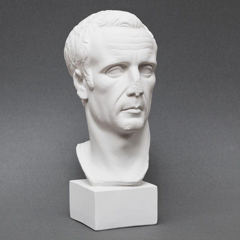 Gipsafstøbning Romer