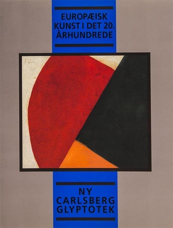Europæisk kunst i det 20. århundrede katalog