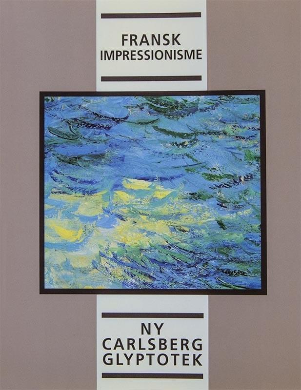 Fransk impressionisme katalog