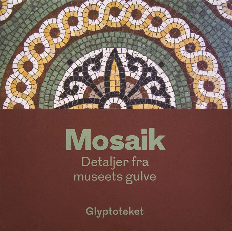 Mosaik postkort Glyptoteket