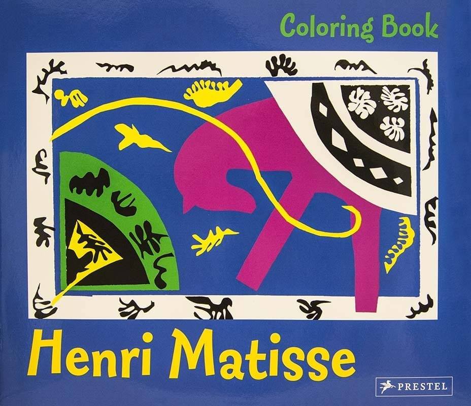 Henri Matisse malebog
