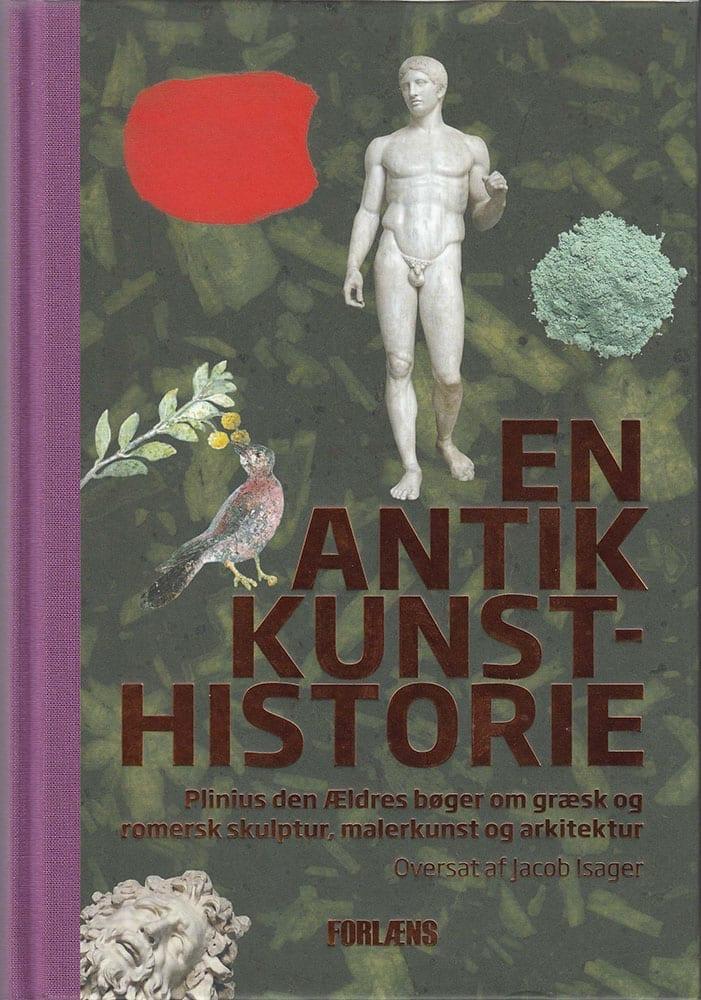 En antik kunsthistorie Plinius den Ældre
