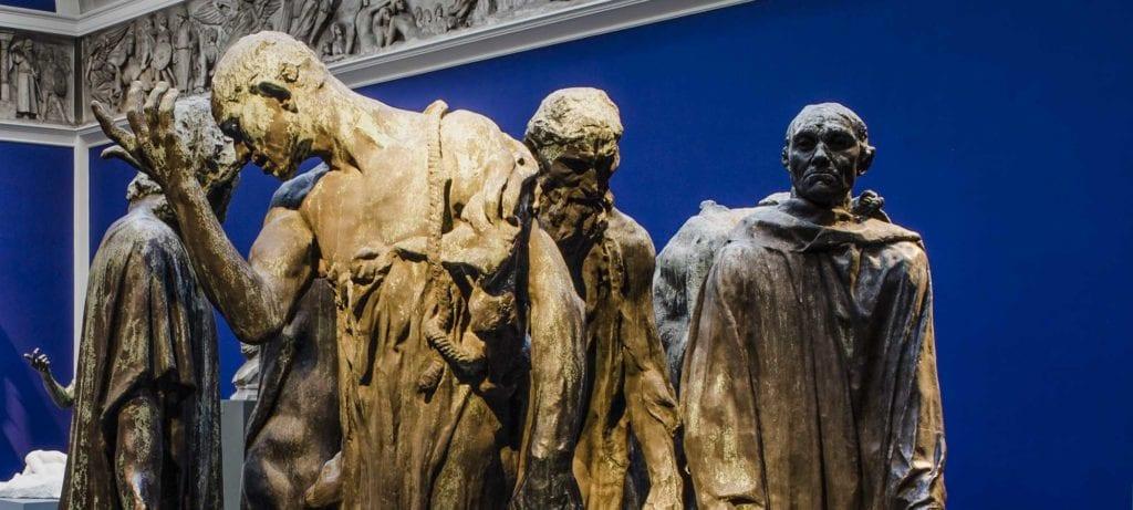Forskning om formiddagen - Rodin