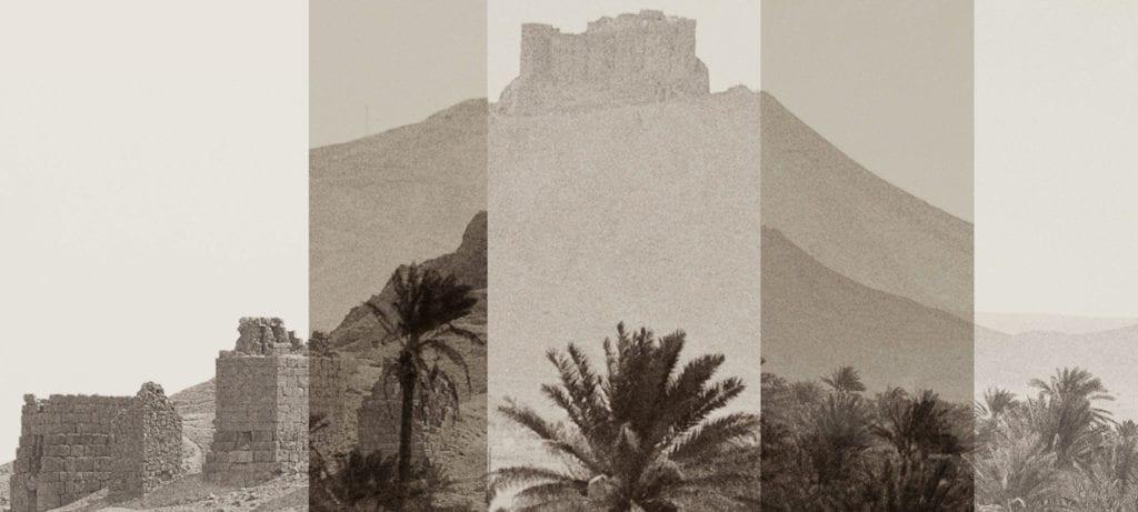 Palmyra før og nu