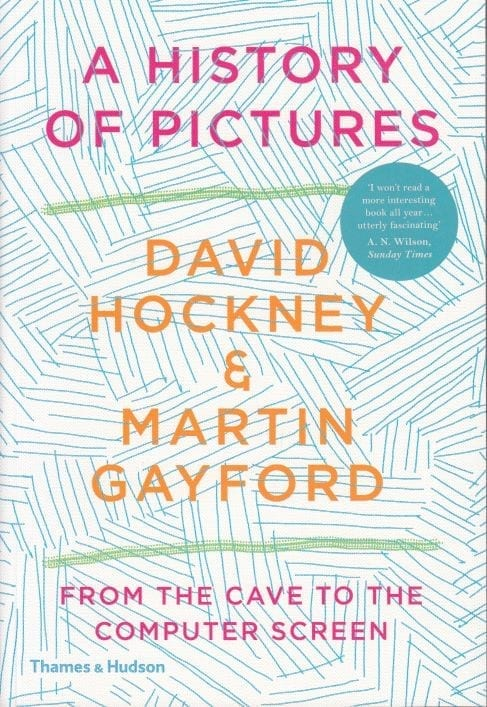 A History of Pictures David Hockney