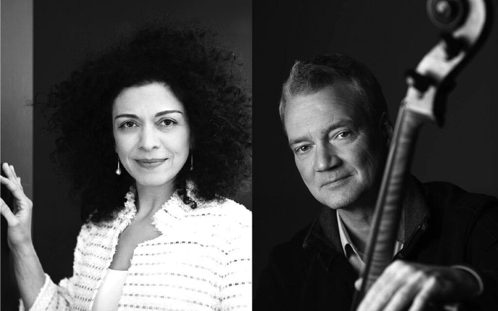 Henrik Brendstrup og Marianna Shirinyan
